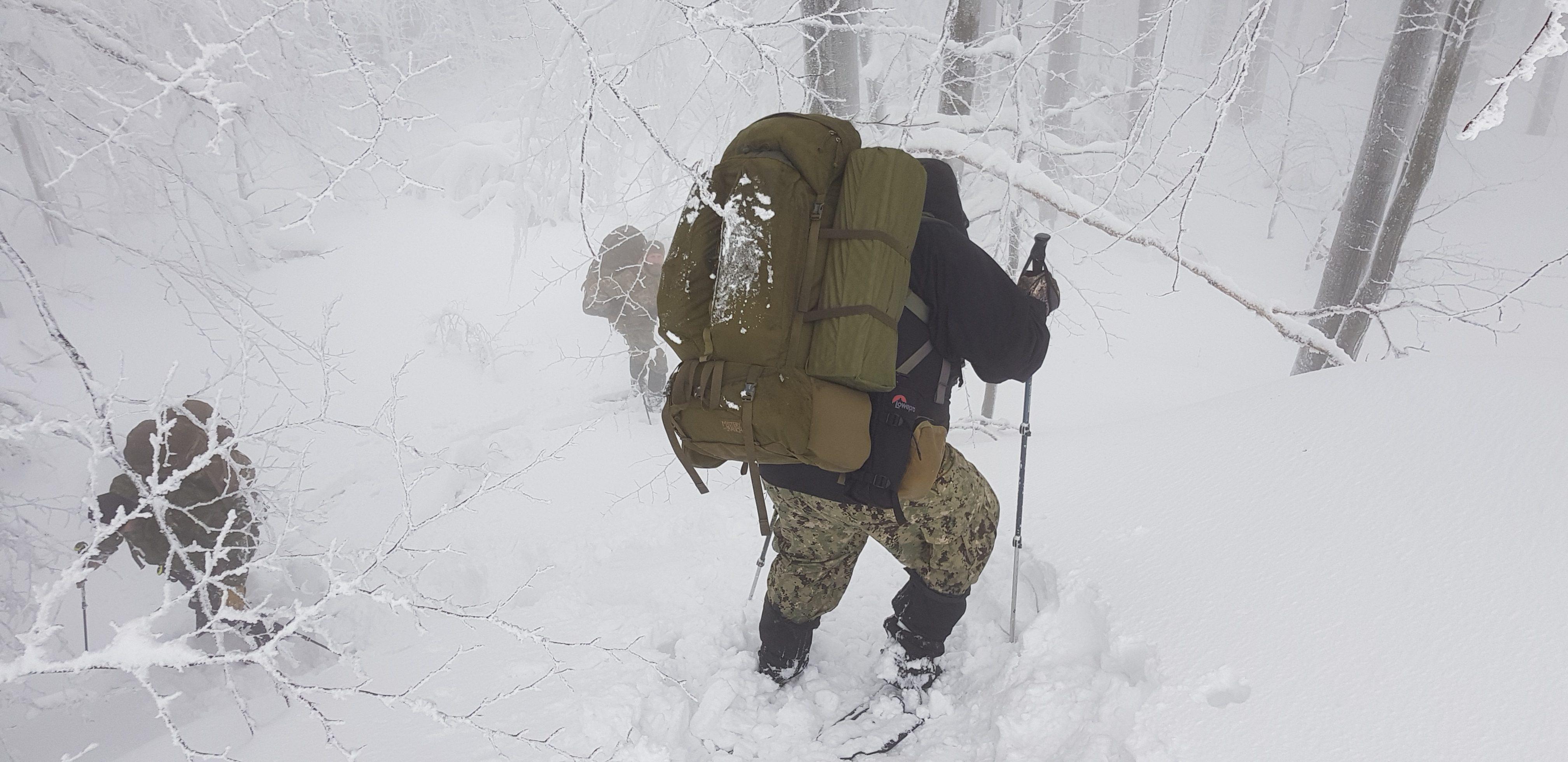 Zimní výcvik 1/E/ST2